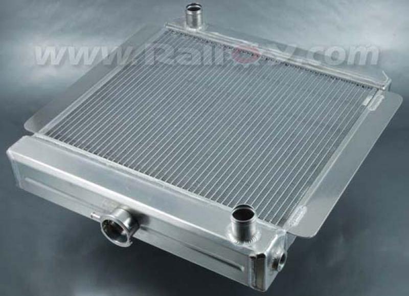 RAL031B - Alloy Radiator for BDA Engine