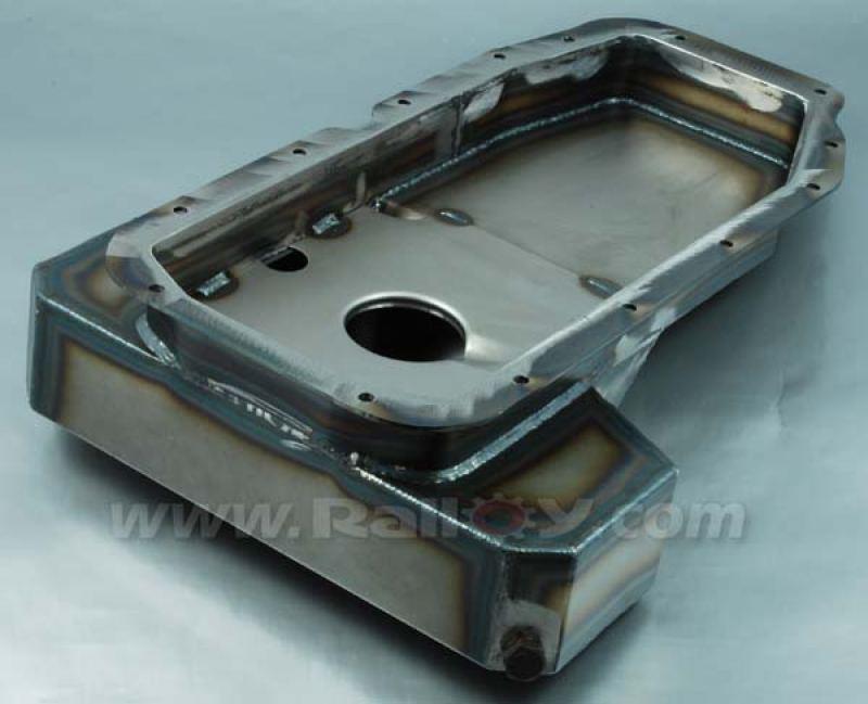 RAL057 - 16V Vauxhall Steel Sump