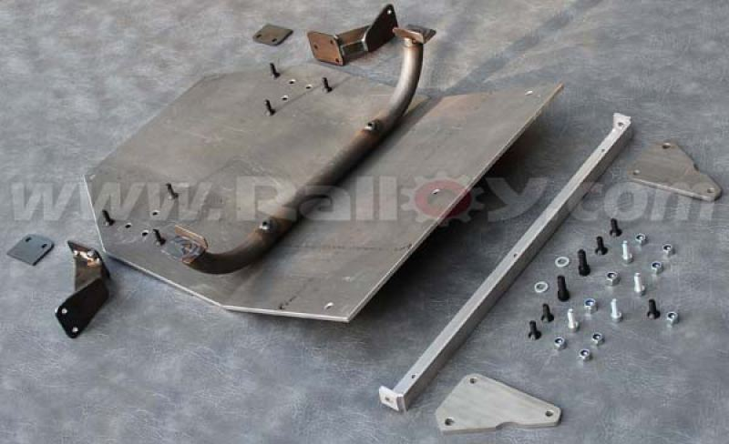 RAL060 - Chassis Mounted Sump Guard