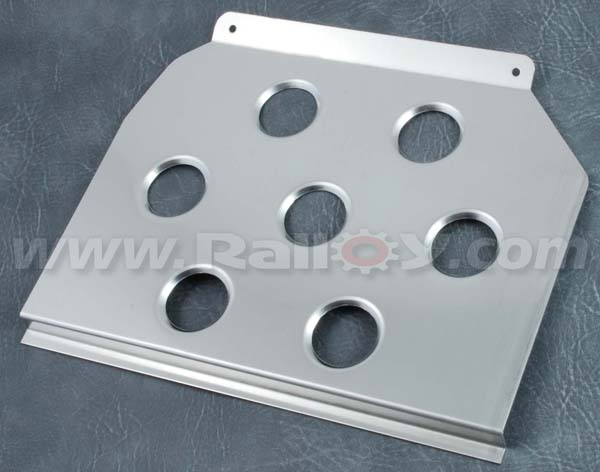 RAL071A Drivers heel rest swaged holes