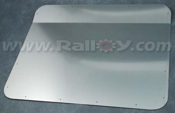 RAL101 - Boot Floor Alloy Strengthening plate