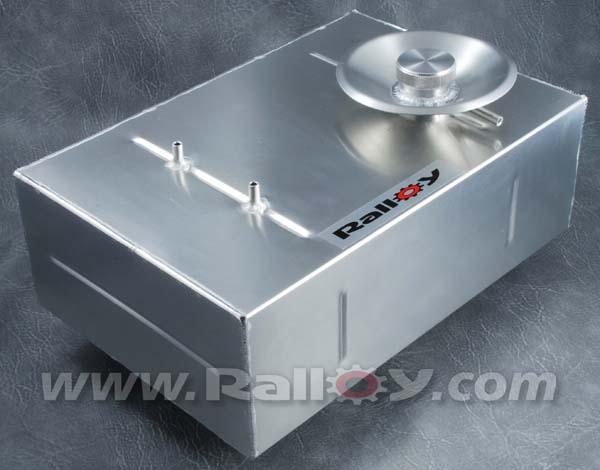 RAL136 - 4.5 Gallon fuel tank - top outlet & splash bowl