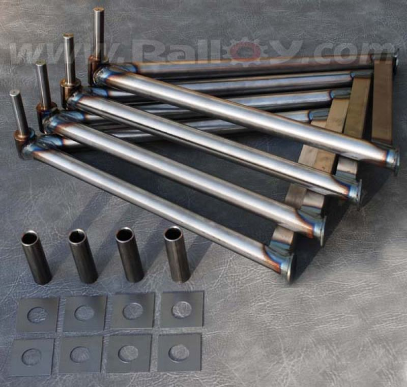 RAL139 Set of 4 Sill Stands - 20mm pin, 570mm tall