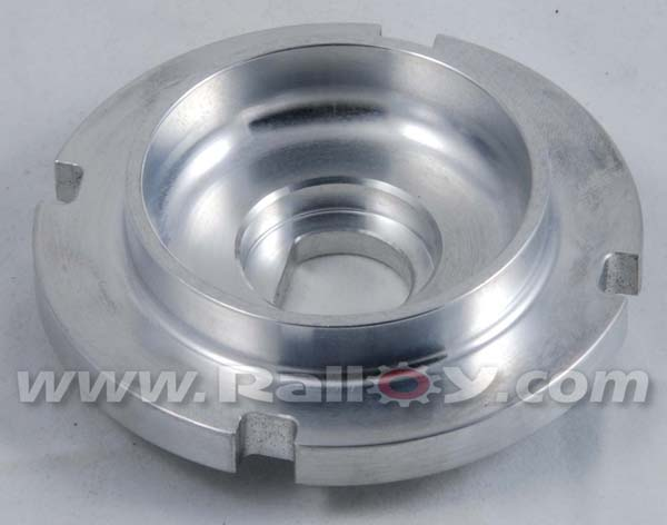 RAL203 - Spring Seat Top Cap - 2.25 inch - Group 4 - D Hole - Al