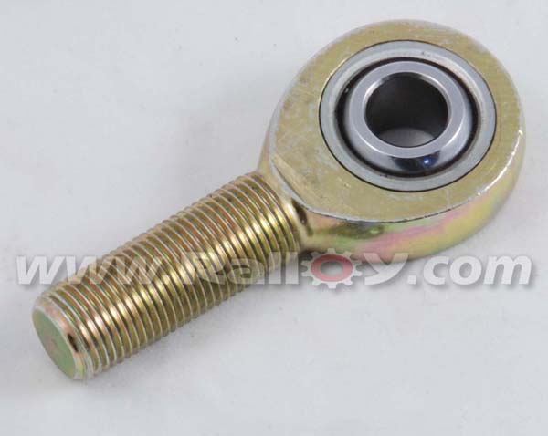 RAL351A - Rod End XM8T Male 5/8 Inch UNF x 1/2 Inch