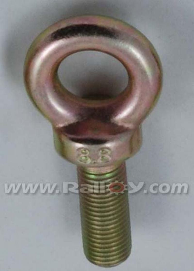 RAL2947 - Seat Belt Eye Bolt 32mm Long